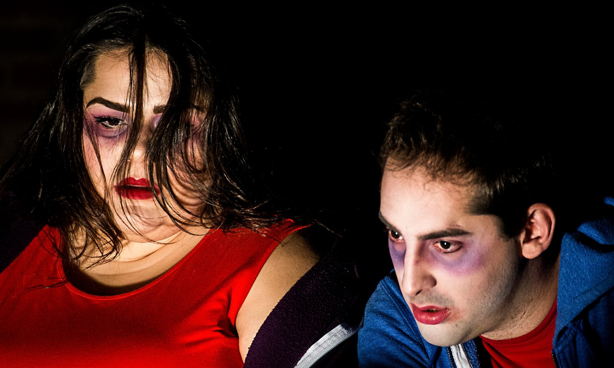Claudia Marsicano e Francesco Alberici in Socialmente