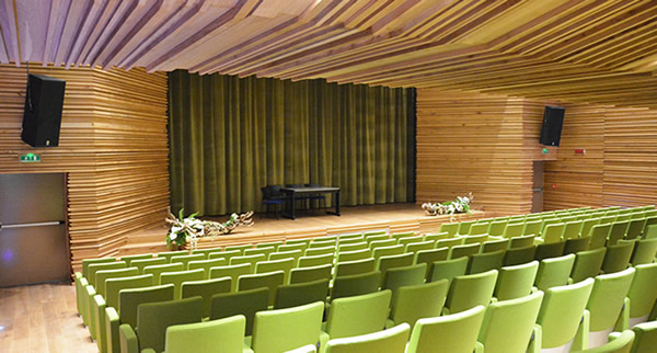 Merate Auditorium