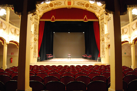 Claudia Marsicano - teatro filodrammatici - Piacenza