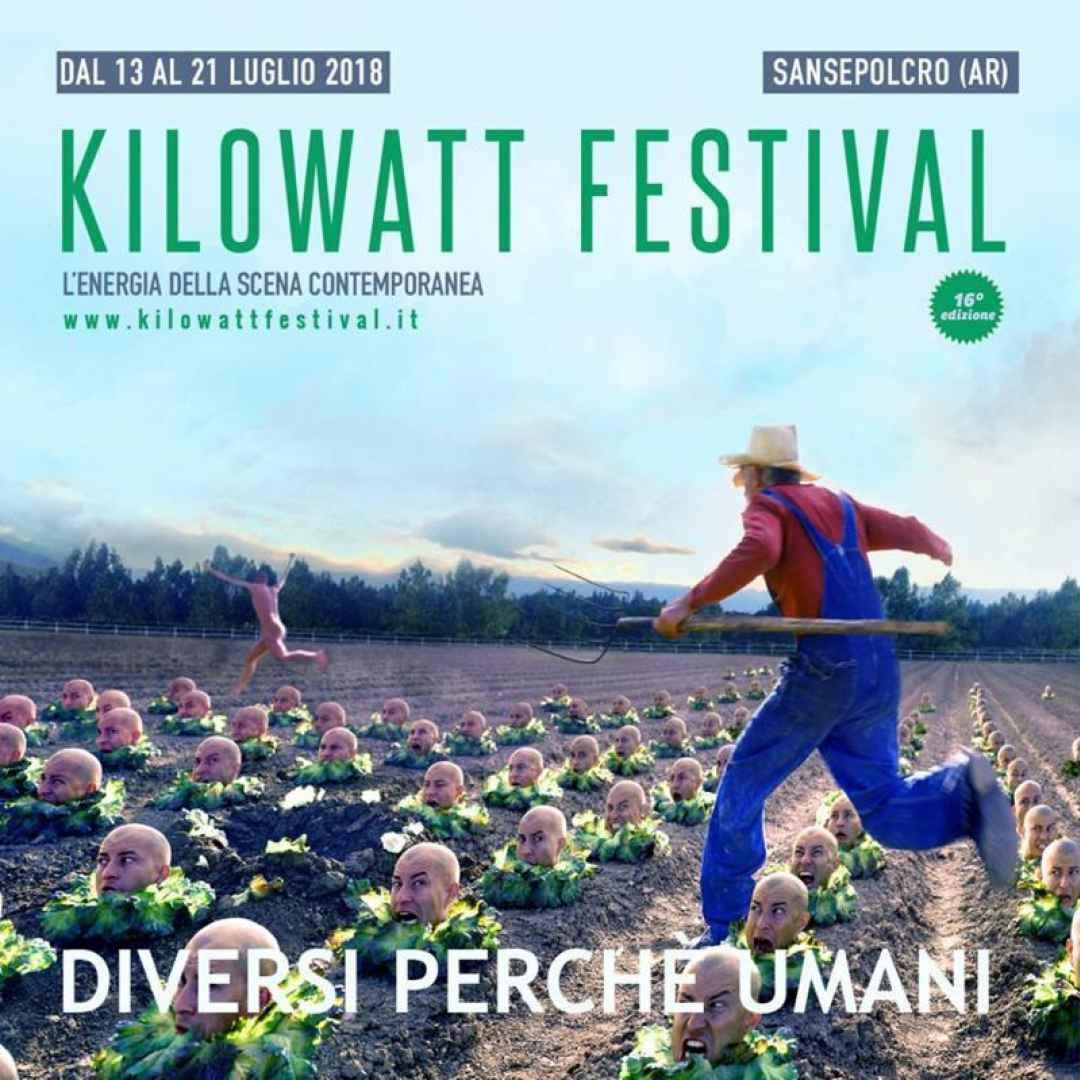 kilowatt Festival 2018 locandina