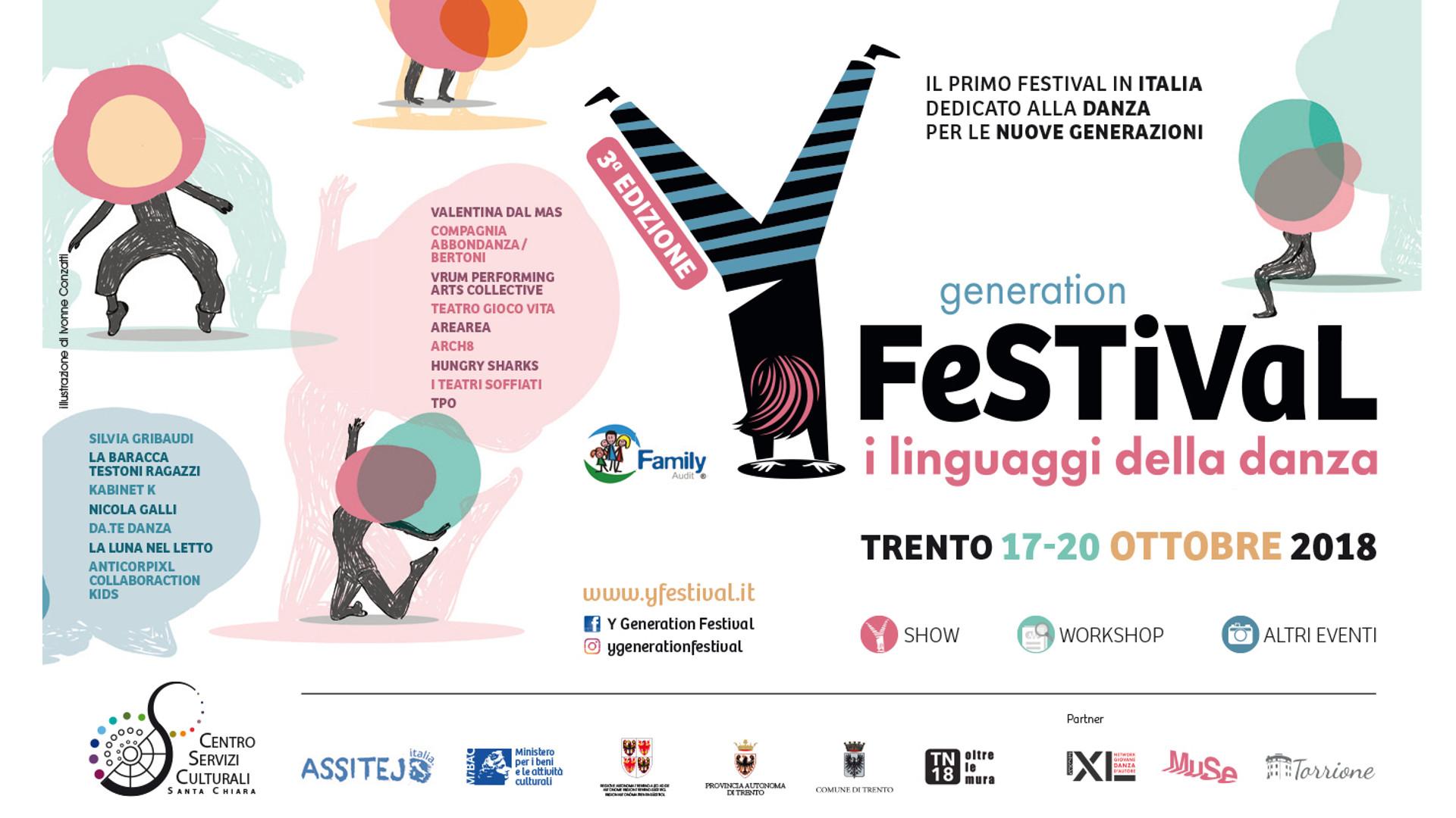 Yfestival Trento 2018