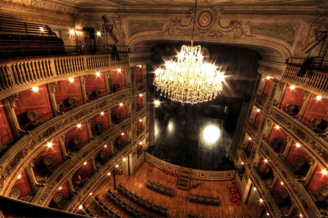 teatro sociale di Valenza - Alessandria