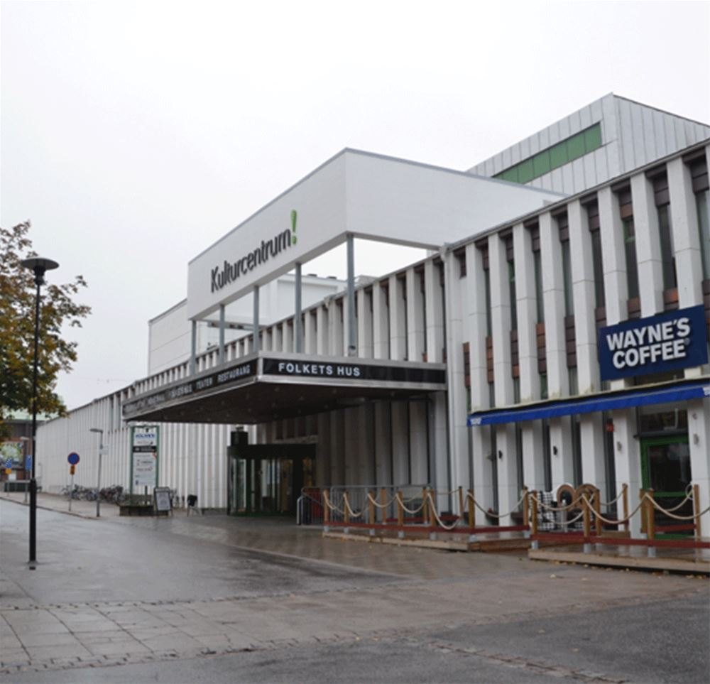 sandviken kulturcentrum